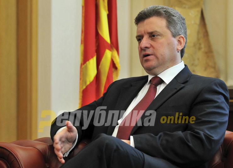 Иванов до Ивановска: Се сомневам дека ја злоупотребувате вашата функција и вие ЛИЧНО го рушите угледот на ДКСК