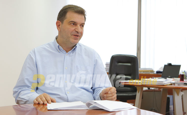 """Трајковски ќе биде нов генерален директор на """"Еуростандард"""" банка"""