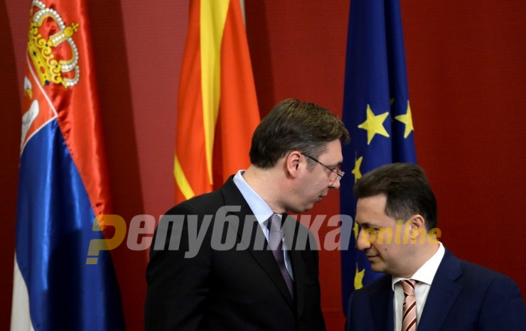 Вучиќ: Груевски ме мачеше, немав стратегија за него