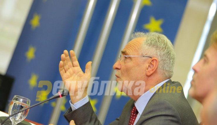 Иво Вајгл: Поткопан е кредибилитетот на европската политика