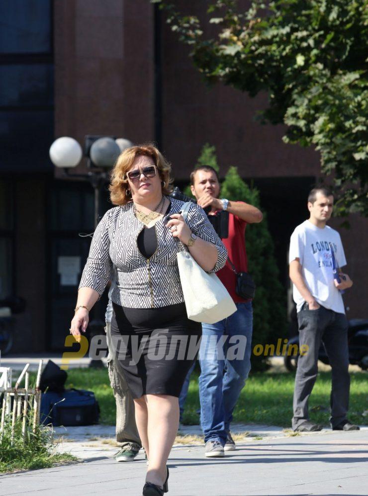 Мицкоски: Слушнав дека Јанева има забрана за напуштање на Македонија