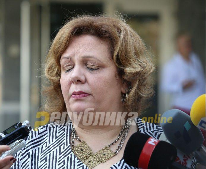 Jанева: Нема жртви во поплавата на СЈО, спасени се сите луѓе