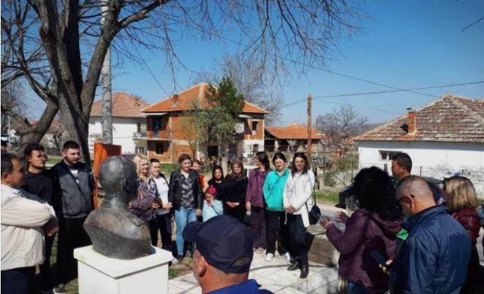 Претставници на ВМРО-ДПМНЕ  ја посетија општина Могила