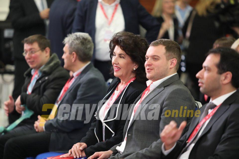 Новите потпретседатели на СДСМ ќе се бираат на 9 или на 16 јуни