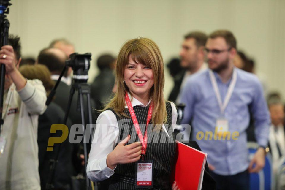 Лукаревска се враќа на чело на УЈП