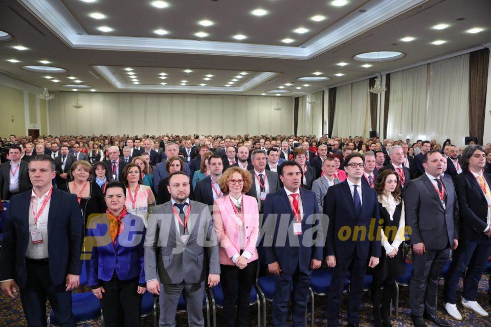 Героски: Реформи во СДСМ – сериозни кадровски промени во врвот на партијата
