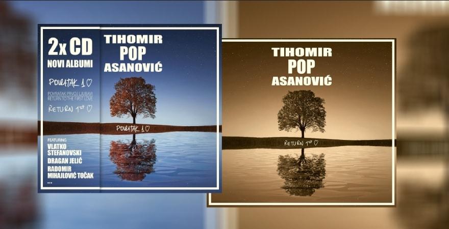 Тихомир Поп Асановиќ во Скопје промовира албум со македонски музичари