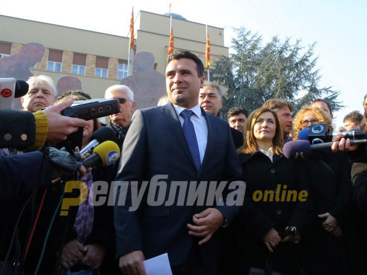 Заев верува во успешни претседателски избори, во спротивно не чека нова политичка криза
