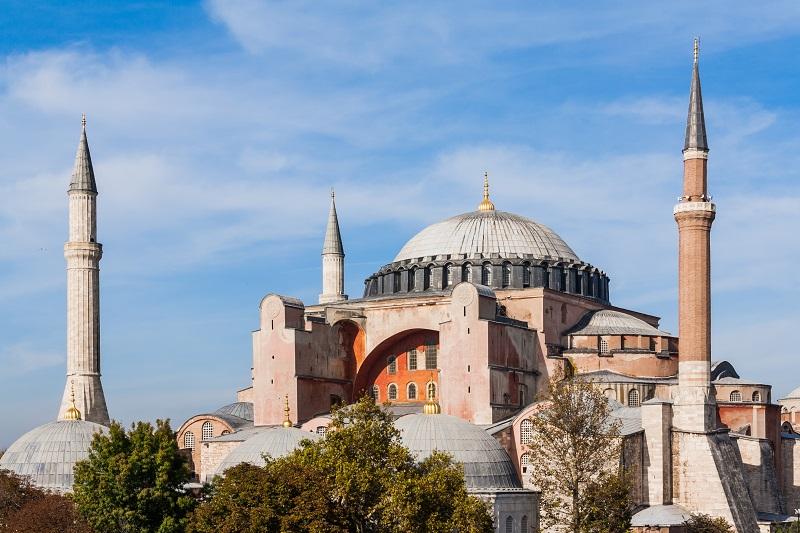 Света Софија ќе стане џамија?