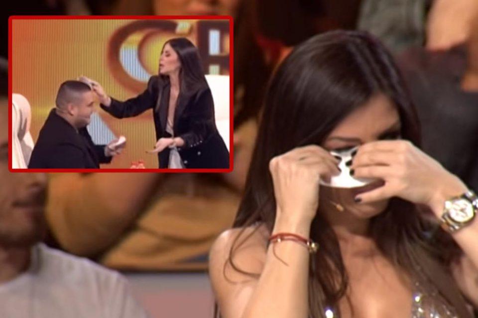 Aна Севиќ не можеше да зборува од солзите, Поповиќ ѝ пушти снимка од минатата година