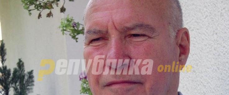 Апелација пресече: Книгата на Андов за атентатот на Глигоров може да се продава
