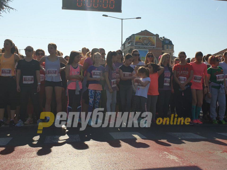 """Во Скопје ќе се одржи розова прошетка """"Напред розово 2019 – чекори против ракот на дојка"""""""