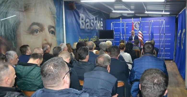Бејта: Со изборот на Стево Пендаровски за претседател и Претседателството ќе дише албански