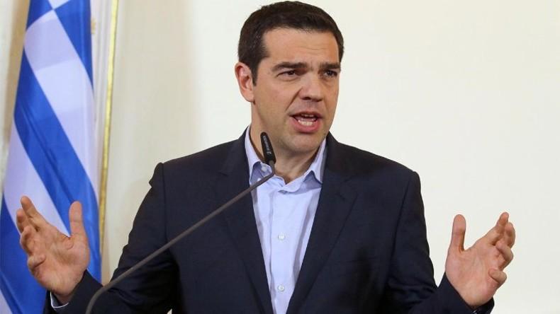 Корона во домот на Ципрас