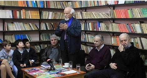 """""""Учениците раскажуваат"""" во Градска библиотека """"Браќа Миладиновци"""""""