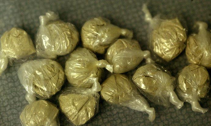 Криел 50 килограми дрога во возилото