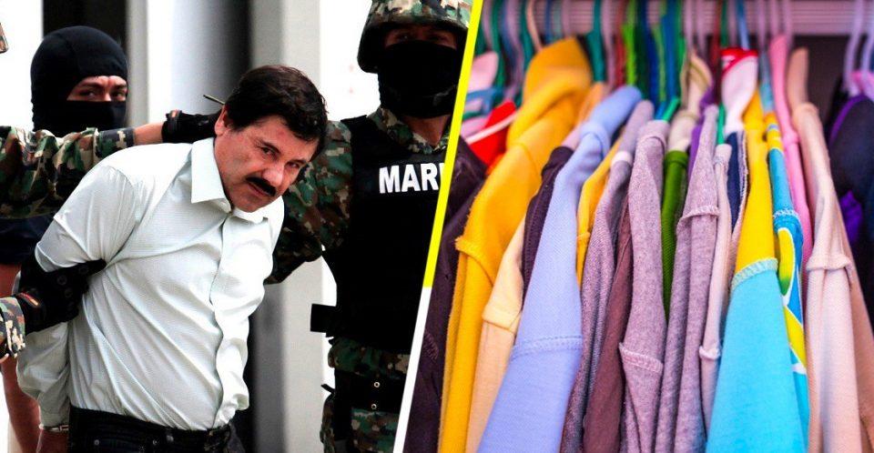 И од затвор се прави бизнис: Ел Чапо лансира модна линија