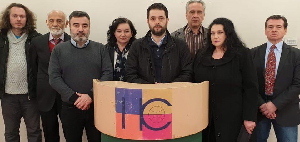 """""""Македонија-Блокира"""" со кривична пријава против ДИК, откако Филип Петровски не стигна до претседателска кандидатура"""