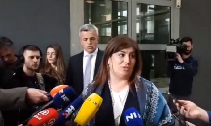 Хрватската министерка која удри дете со автомобил, низ солзи поднесе оставка