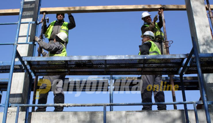 Издадени над 60 проценти повеќе одобренија за градење од лани