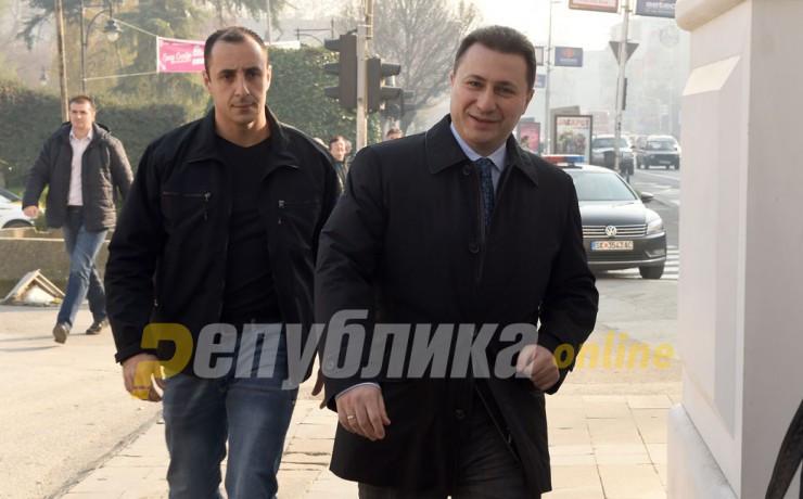 Интерпол ѝ одговори на Рускоска: За потерницата за Груевски прашајте си во Скопје