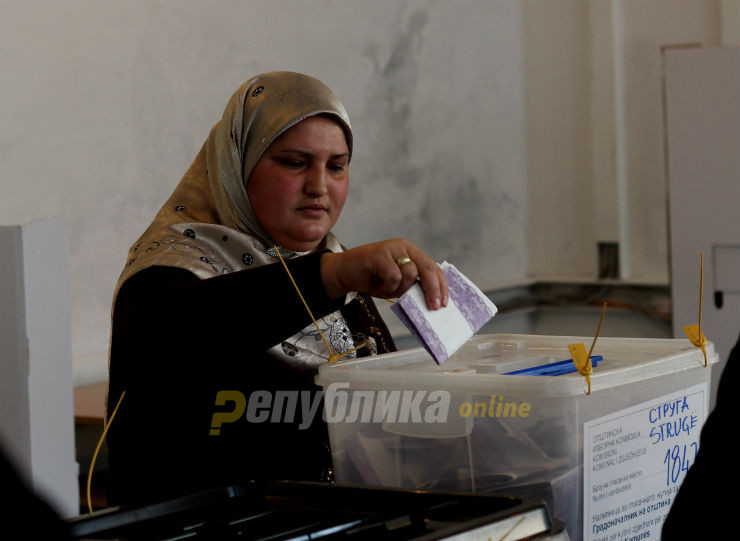 Охрид, Дебар и Ново Село избираат градоначалници