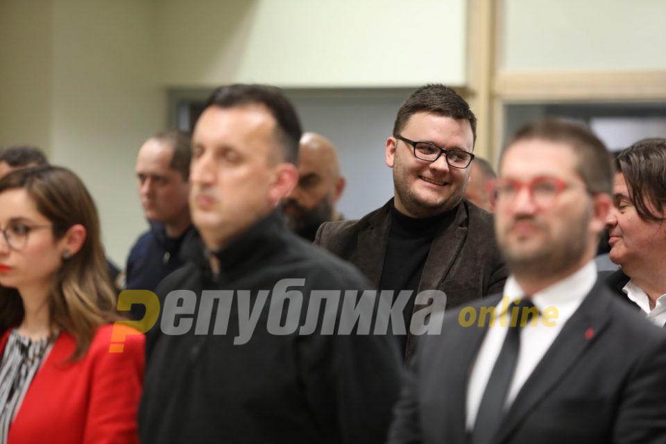 Јане Ченто од Шутка им испрати порака на Мукоски, Василевски и Кацарска