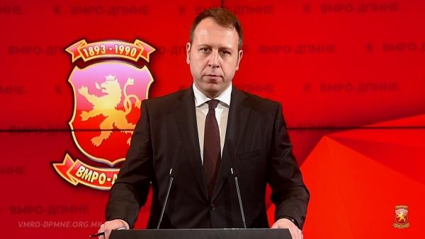 Јанушев за уапсените функционери: Тие не се криминалци, туку чесни луѓе!