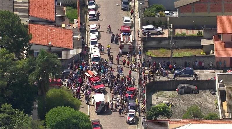 Масакр во училиште во Бразил: Двајца поранешни ученици убиле 9, а повредиле 17 лица