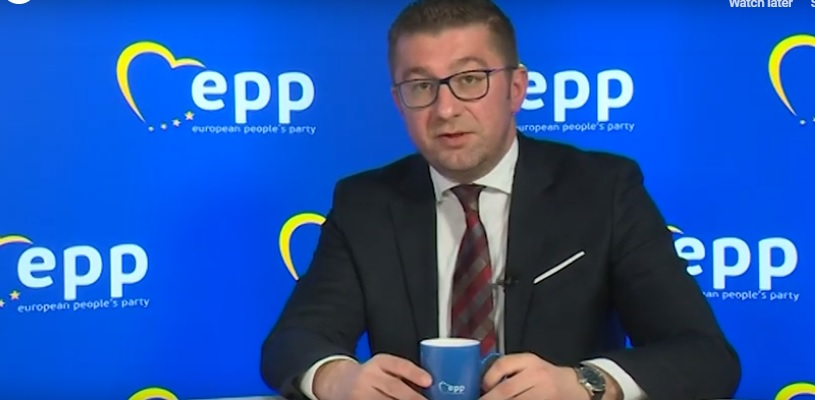Го држиме за збор Заев за предвремените избори, веруваме дека Силјановска ќе победи
