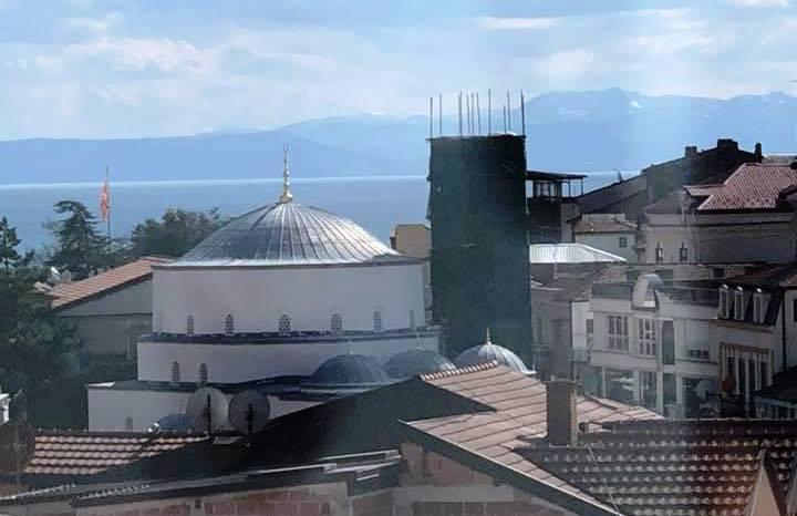 Утре протест за минарето на Алипашина џамија: За нашиот Охрид до крај!