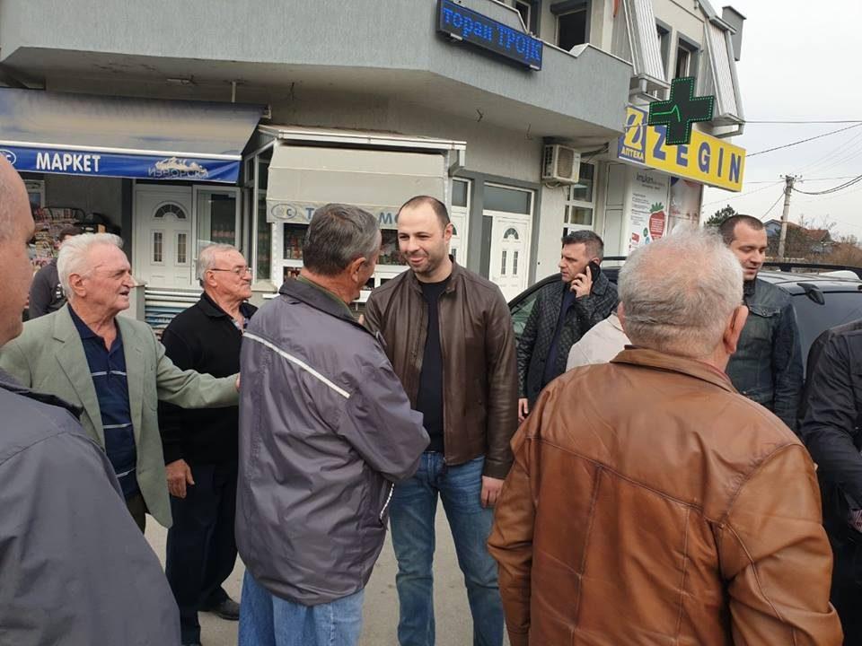 Мисајловски: Граѓаните во Ѓорче се разочарани, прогонот и монтираните судења нема да донесат подобар живот