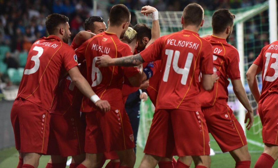 Македонија одигра нерешено со Словенија 1-1