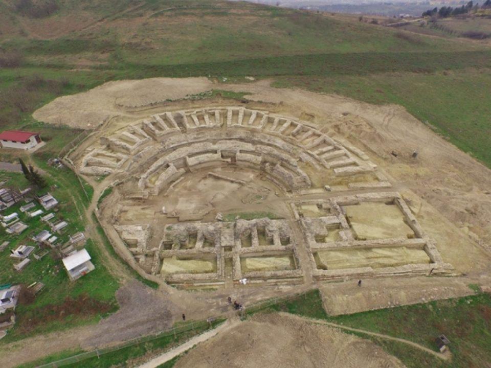 """""""Театарот Скупи"""" во официјалната програма на фестивалот за археолошки филм """"Firenze Archeofilm"""""""