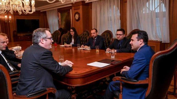 Заев-Дејвидсе: Фокусирани сме на зајакнување на економијата
