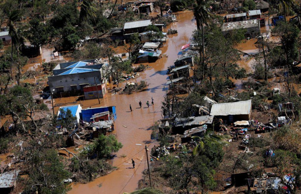 После циклонот, нова катастрофа му се заканува на Мозамбик