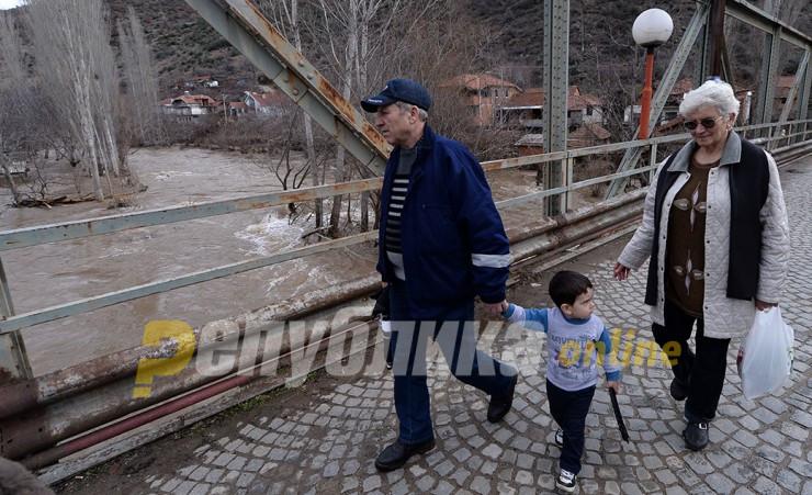 Доаѓа циклон кон Македонија, времето се менува од ноќеска