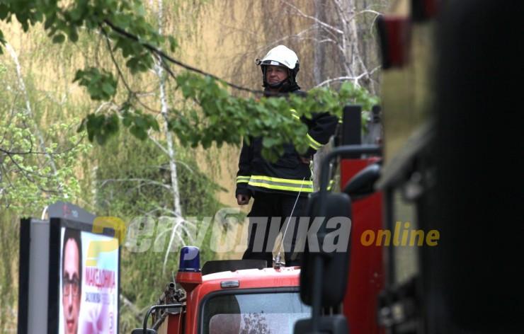 Пожарникарите се приклучија кон писмото на војниците од АРМ: Никој нема мандат да се пазари со виталните интереси на Македонија