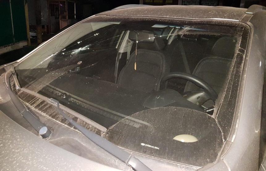 Повторно демолиран автомобилот на Марјан Ристески, МВР Прилеп уште трага по сторителите од првиот инцидент