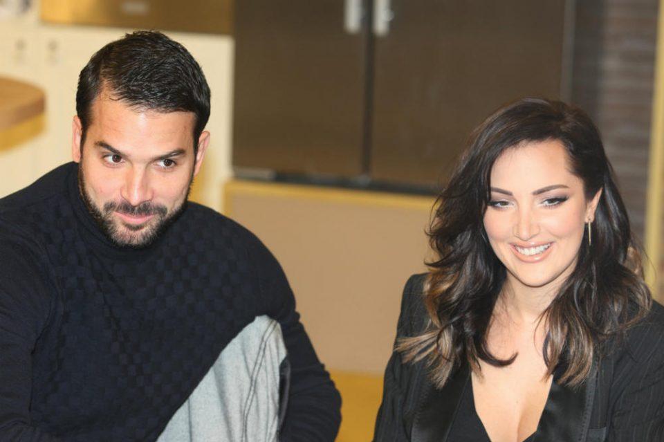 """Александра Пријовиќ му верува на сопругот: """"Никогаш не му го проверувам телефонот!"""""""