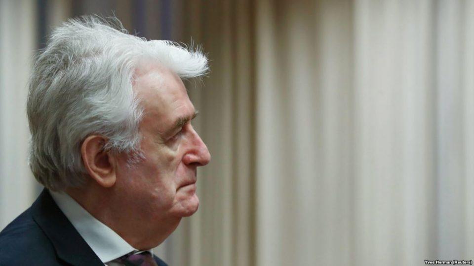 Денеска ќе биде изречена второстепената пресуда за Радован Караџиќ