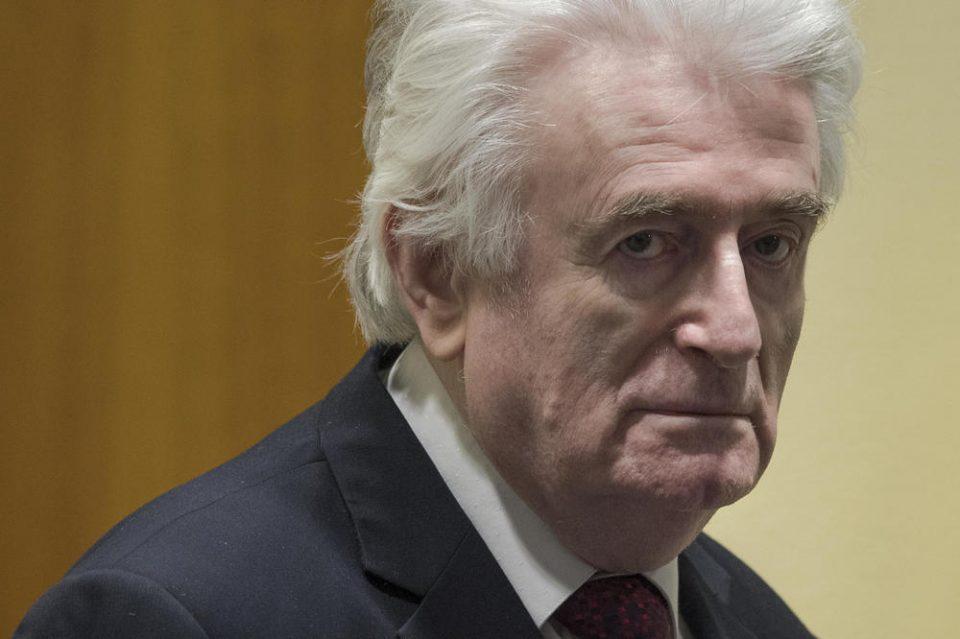 Ова нема врска со правото, ова е нивна правда: Прва изјава на Радован Караџиќ по објавување на доживотната казна затвор