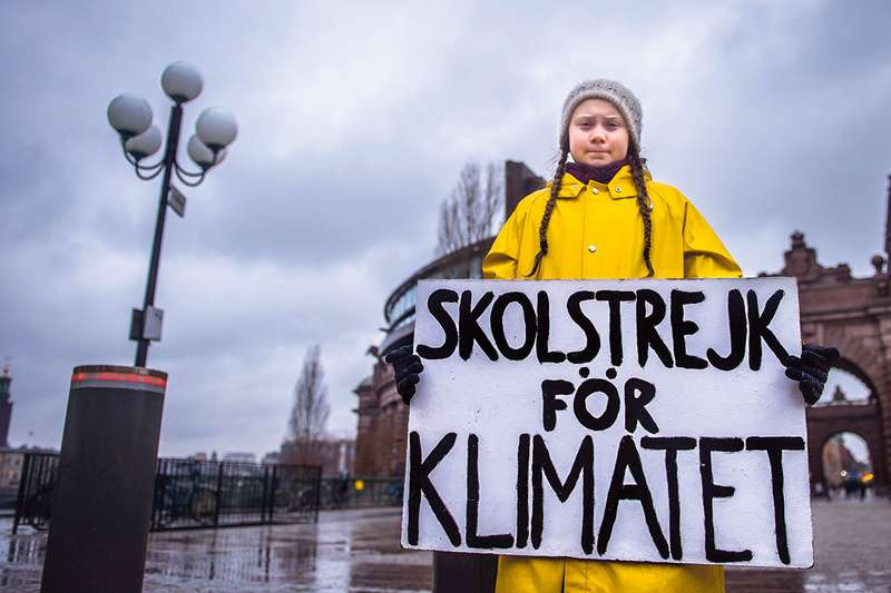 Тинејџерката номинирана за Нобелова награда за мир: Нашата цивилизација е жртвувана за огромни пари