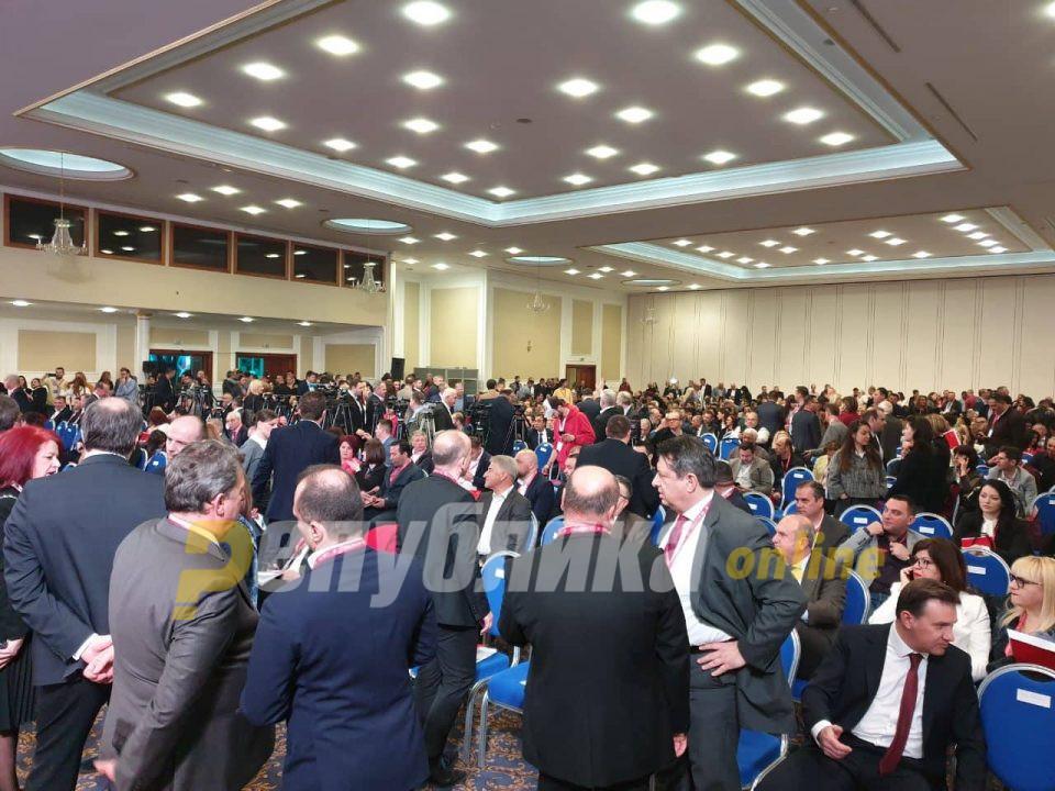 Нов мандатар, реконструкција или избори – СДСМ решава в недела