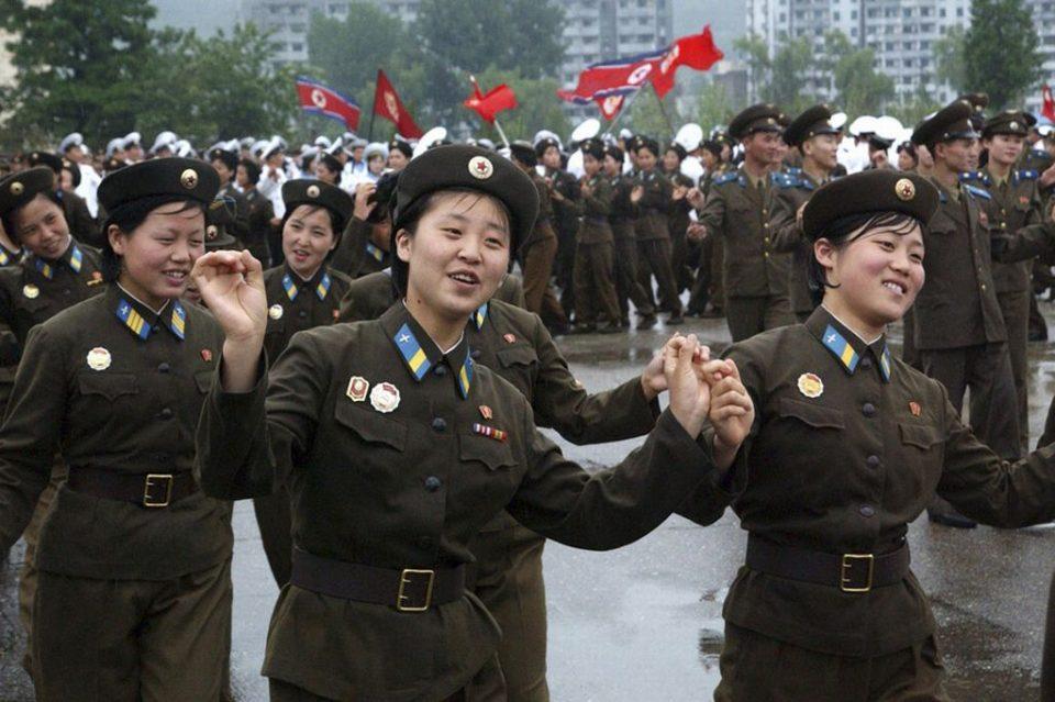 Во Северна Кореја метамфетамин се носи на подарок