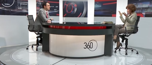 Васко Попетрески во стабилна состојба по интервјуто со Гордана Силјановска Давкова