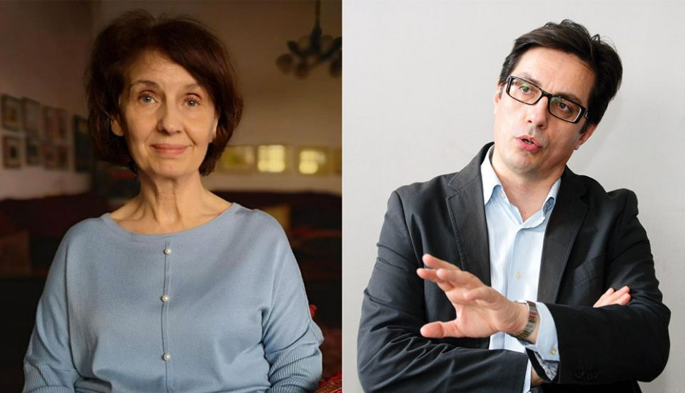 Силјановска води пред Пендаровски на анкетите на АА