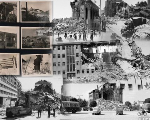 Сеќавање за жртвите – Скопје одбележува 58 години од катастрофалниот земјотрес