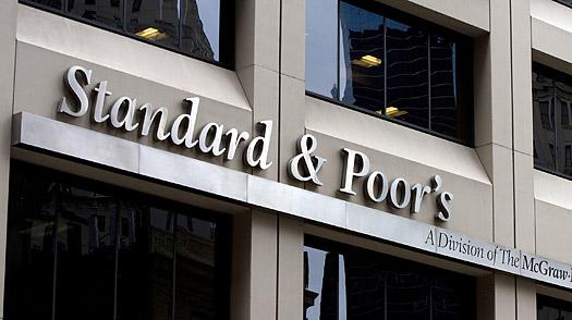 """""""Стандард и Пурс"""" го потврди кредитниот рејтинг на Македонија """"ББ-"""""""