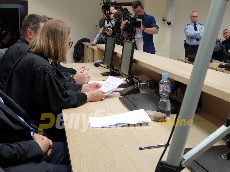 Судии поротници за случајот 27-ми април си дадоа оставки зошто пресудата била однапред напишана